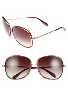 Oliver Peoples 'Emely' 60mm Sunglasses