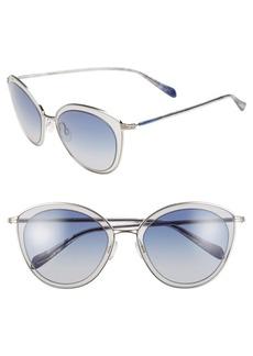 Oliver Peoples 'Gwynne' 62mm Retro Sunglasses