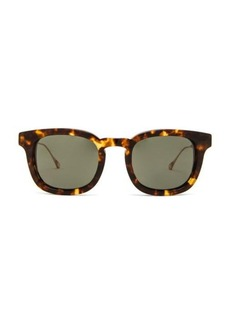 Oliver Peoples WEST Cabrillo Polarized Sunglasses in Metallic Gold