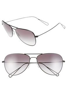 Oliver Peoples x Isabel Marant 'Matt' 60mm Aviator Sunglasses