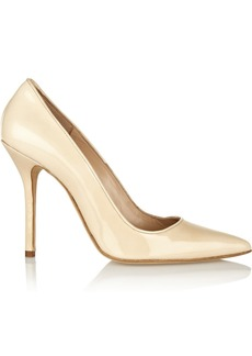 Oscar de la Renta Grace patent-leather pumps