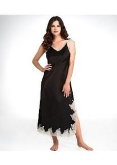 Oscar de la Renta Lace Luster Gown