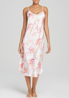Oscar de la Renta Pink Label Night Blooms Gown