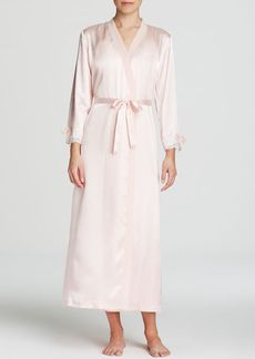 Oscar de la Renta Pink Label Tying the Knot Robe