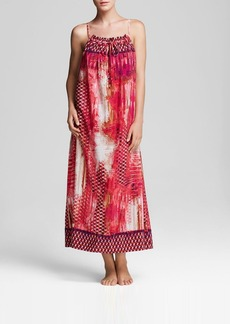 Oscar de La Renta Signature Arabian Sunset Long Gown