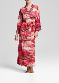 Oscar de la Renta Signature Arabian Sunset Long Robe