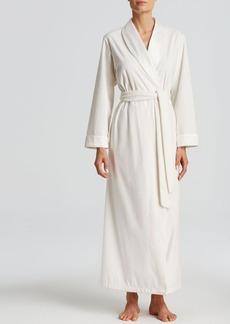 Oscar de la Renta Signature Cozy Holiday Long Robe