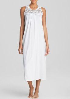 Oscar de la Renta Signature Heirloom Trellis Long Gown