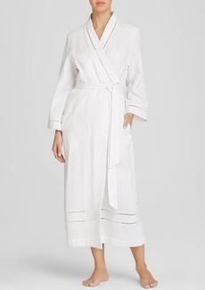 Oscar de la Renta Signature Luxe Spa Long Robe