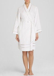 Oscar de la Renta Signature Luxe Spa Wrap Robe
