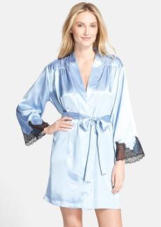Oscar de la Renta Sleepwear 'A Hint Of Romance' Wrap