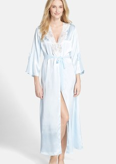 Oscar de la Renta Sleepwear 'Always a Bride' Long Robe