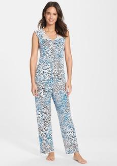 Oscar de la Renta Sleepwear 'Wild Summer' Pajamas