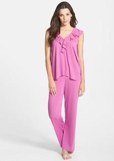 Oscar de la Renta 'Soft Focus' Pajamas