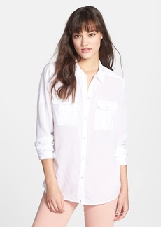 Paige Denim 'Audrey' Long Sleeve Shirt