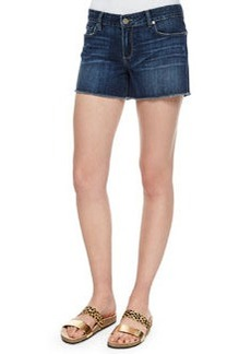 Paige Denim Bobby Cut-Off Denim Shorts, Indiana