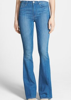 Paige Denim 'Canyon' High Rise Bell Bottom Jeans (Lovelight)