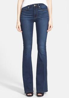 Paige Denim 'Transcend - Canyon' High Rise Bell Bottom Jeans (Nottingham)