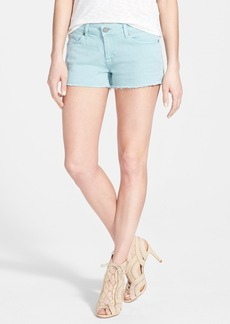 Paige Denim 'Catalina' Cutoff Denim Shorts (Beachhouse)