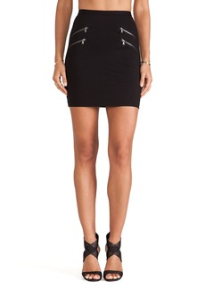 Paige Denim Edgemont Skirt