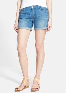 Paige Denim 'Grant' Cuffed Denim Shorts (Delilah)