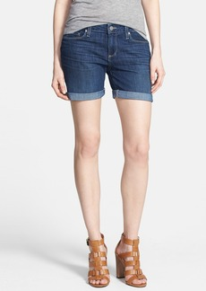 Paige Denim 'Grant' Roll Cuff Denim Shorts (Bennett)