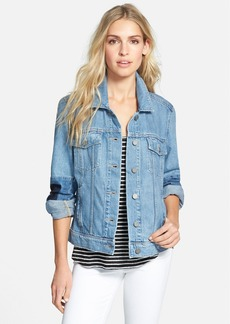 Paige Denim 'Heidi' Oversize Denim Jacket