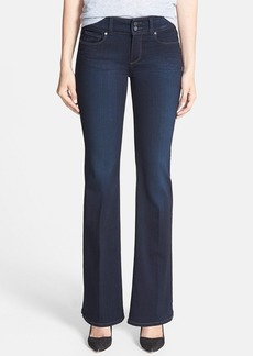 Paige Denim 'Hidden Hills' Bootcut Stretch Jeans (Mona) (Petite)