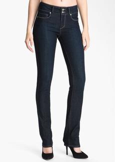 Paige Denim 'Hidden Hills' Straight Leg Stretch Jeans (Fountain)