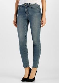 Paige Denim 'Hoxton' High Rise Ankle Ultra Skinny Jeans (Dazeley)