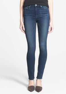 Paige Denim 'Transcend - Hoxton' High Rise Ultra Skinny Jeans (Franklin)