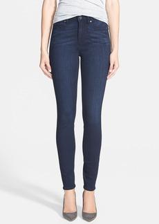 Paige Denim 'Transcend - Hoxton' High Rise Ultra Skinny Jeans (Mae)