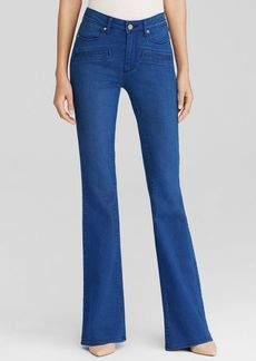 Paige Denim Jeans - Bloomingdale's Exclusive High Rise Bell Canyon Flare in Frenchie