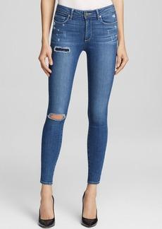 Paige Denim Jeans - Bloomingdale's Exclusive Hoxton Ultra Skinny in Carmen Tear and Repair