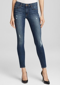 Paige Denim Jeans - Bloomingdale's Exclusive Hoxton Ultra Skinny in Imperial Destructed