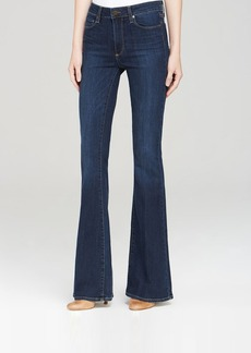 Paige Denim Jeans - High Rise Bell Canyon in Lange