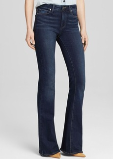 Paige Denim Jeans - High Rise Bell Canyon in Nottingham