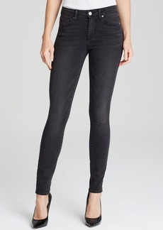 Paige Denim Jeans - Hoxton High Rise Skinny in Moscow
