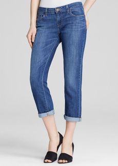 Paige Denim Jimmy Jimmy Crop Jeans in Frances