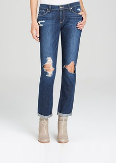 Paige Denim Jeans - Jimmy Jimmy Skinny in Connor Destructed