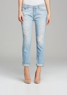 Paige Denim Jeans - Jimmy Jimmy Skinny Naomi Destructed