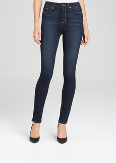 Paige Denim Jeans - Margot Super High Rise Ultra Skinny in Armstrong