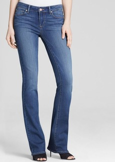 Paige Denim Jeans - Transcend Manhattan Baby Boot in Lex