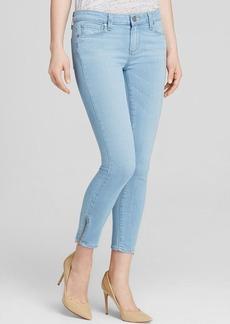 Paige Denim Jeans - Transcend Verdugo Crop Zip in Cruz