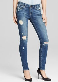 Paige Denim Jeans - Verdugo Ultra Skinny in Danica Destructed