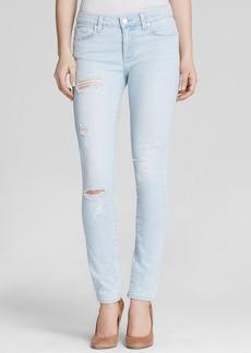 Paige Denim Verdugo Ultra Skinny Jeans in Powell Destructed