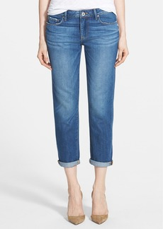 Paige Denim 'Jimmy Jimmy' Boyfriend Crop Jeans (Quincy)