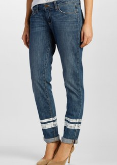 Paige Denim 'Jimmy Jimmy' Boyfriend Jeans (Painted Stripe)