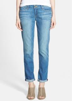 Paige Denim 'Jimmy Jimmy' Boyfriend Skinny Jeans (Delilah Blue)
