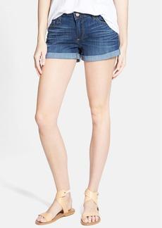 Paige Denim 'Jimmy Jimmy' Denim Shorts (Ringo Blue)